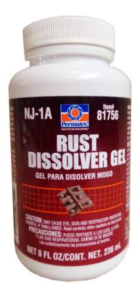 Средство для удаления ржавчины PERMATEX Naval Jelly Rust Remover (236гр)