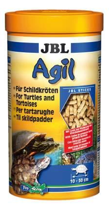 Корм для рептилий JBL Agil питательный корм в форме палочек, 250мл (100г)