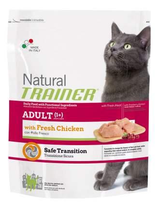 Сухой корм для кошек TRAINER Natural Adult, курица, 12,5кг