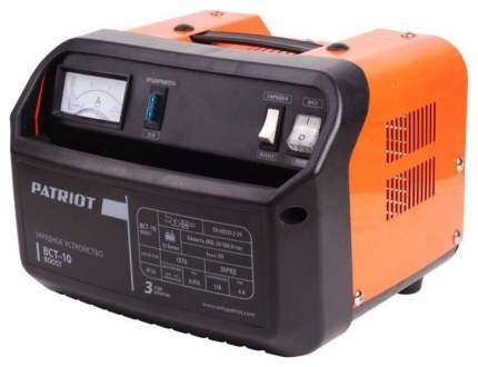Пуско-зарядное устройство для АКБ PATRIOT PATRIOT BCT-10 Boost 650301510