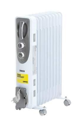 Масляный радиатор Zanussi ZOH/ES-09WN белый