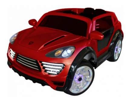Электромобиль TjaGo Porsche красный