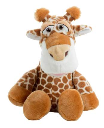 Мягкая игрушка Living Puppets на руку Жираф