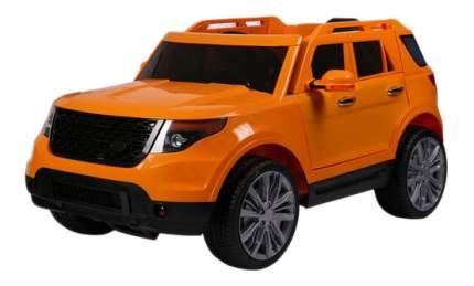 Электромобиль Weikesi Police CH9935 Оранжевый