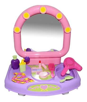 Туалетный столик игрушечный Полесье Салон красоты Милена