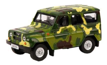 Внедорожник Carline УАЗ-469 камуфляж