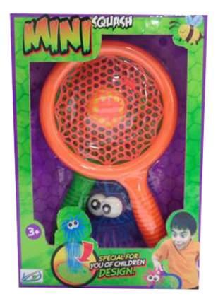 Игра Junfa toys Мини-сквош 2 ракетки в комплекте