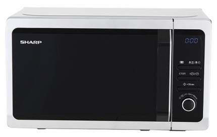 Микроволновая печь соло Sharp R-2852RSL silver