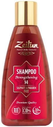 Шампунь Zeitun №14 Для укрепления корней волос 150 мл