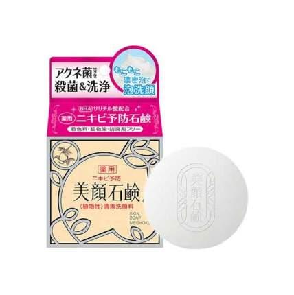 Косметическое мыло Meishoku BIGASUI Skin Soap 80 г