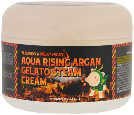Крем для лица Elizavecca Milky Piggy Aqua Rising Argan Gelato Steam Cream 100 мл