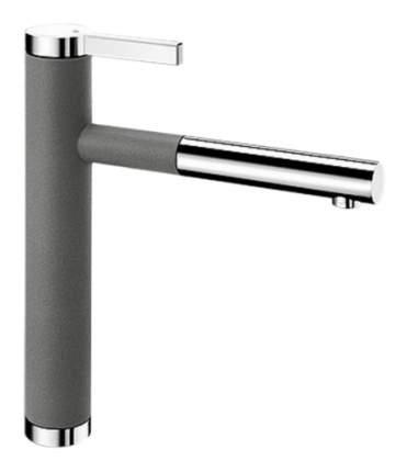 Смеситель для кухонной мойки Blanco LINEE-S 518439 алюметаллик