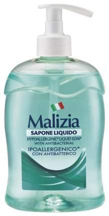 Жидкое мыло Malizia Антибактериальное и гипоаллергенное с дозатором 500 мл