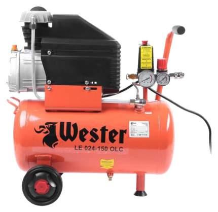 Поршневой компрессор WESTER LE 024-150 OLC