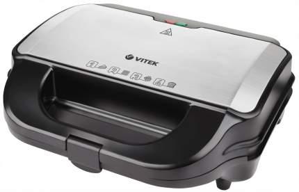 Электровафельница VITEK VT-1592 ST Silver