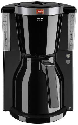 Кофеварка капельного типа Melitta Look IV Therm Selection Black