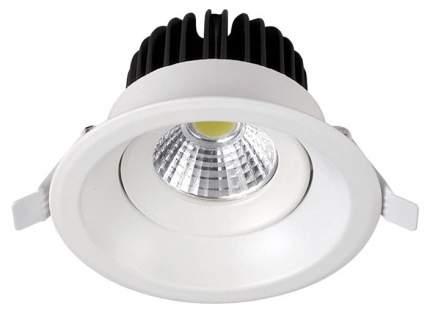 Встраиваемый светильник Uniel ULМ-R66A-8W/NW