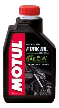 Гидравлическое масло MOTUL 5w 1л 105929