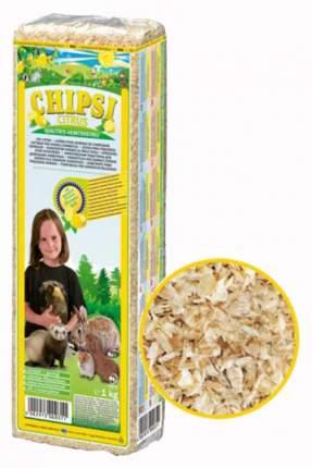 Наполнитель Chipsi Древесный 15 л 1 кг Лимон