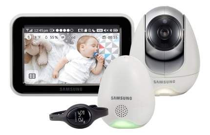 Видеоняня цифровая Samsung Electronics SEW-3057WP