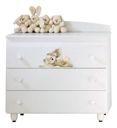 Комод детский Baby Expert Cremino by Trudi белый