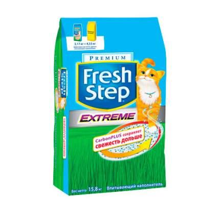 Наполнитель для туалета Fresh Step Впитывающий 15.87 кг Без запаха