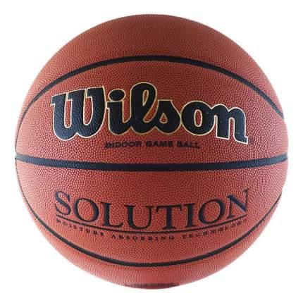 Баскетбольный мяч Wilson Street line B0616X №7 brown