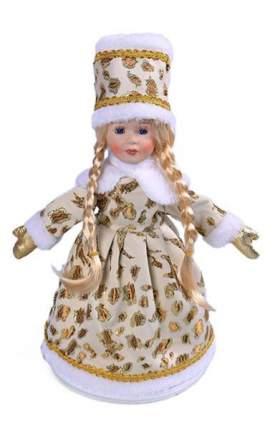 Кукла новогодняя Новогодняя сказка Снегурочка 35 см, 973011