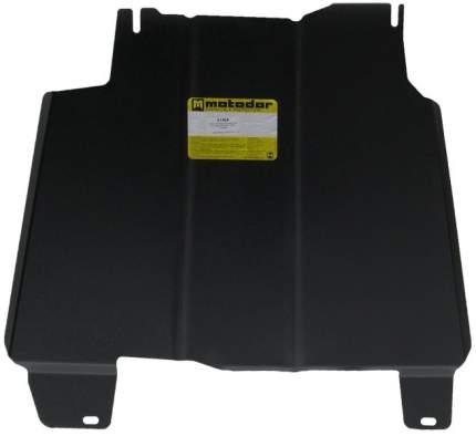 Защита кпп Мотодор для Nissan (motodor61404)