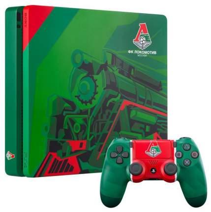 Игровая приставка Sony PlayStation 4 Slim 500Gb Локомотив. Чемпионский экспресс