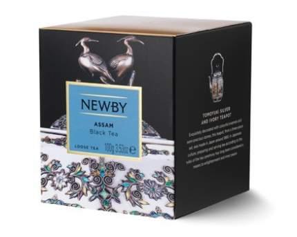 Чай черный Newby assam 100 г