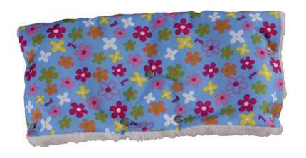 Муфта на коляску Цветочки Чудо-Чадо МКМ10-000