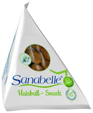 Лакомство для кошек Sanabelle Hairball Snack, птица, 1шт, 0,02кг
