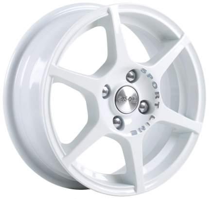 Колесные диски SKAD R14 5.5J PCD4x98 ET38 D58.6 1280124