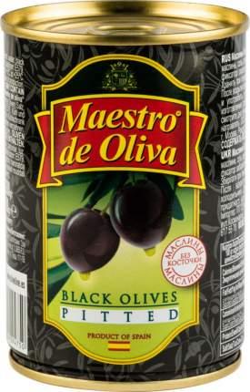 Маслины без косточек Maestro de Oliva 280 г