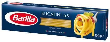 Макароны Barilla bucatini №9 400 г