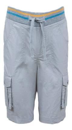Бриджи Vitacci с трикотажным поясом и карманами серые 116 размер