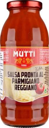 Соус томатный  Mutti salsa pronta al parmigiano reggiano 400 г