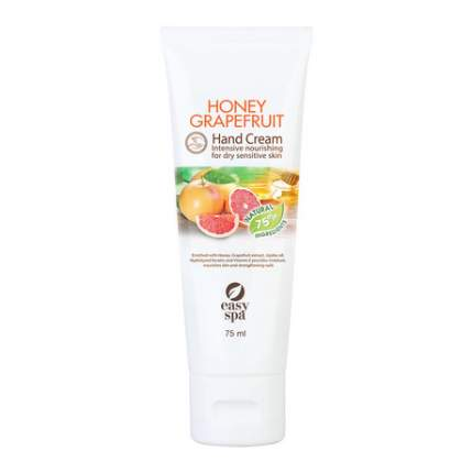 Крем для рук Easy Spa Honey Grapefruit Intensive nourishing Hand Cream 75 мл