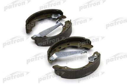 Тормозные колодки барабанные  PATRON PSP408