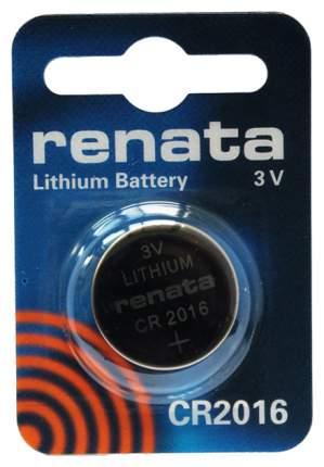 Батарейка RENATA CR2016-1BL 1шт