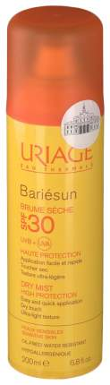 Солнцезащитное средство SPF50+ Uriage Bariésun Brume Sèche