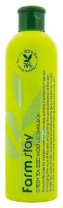 Эмульсия для лица FarmStay Green Tea Seed Moisture Emulsion 300 мл