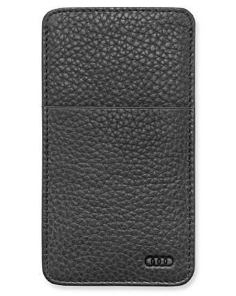Кожаный чехол для Samsung S4 Audi 3141400100 black