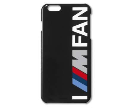 Крышка BMW для Apple iPhone 6 80282406091 Black