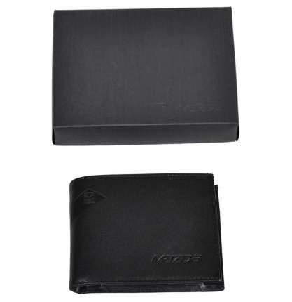 Кошелек из гладкой кожи Mazda Smooth Leather Wallet, Black, 830077543