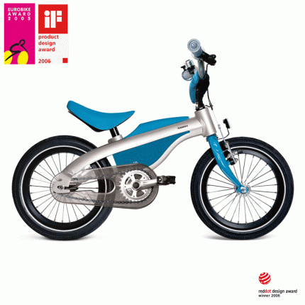Детский велосипед BMW 80912239359 Blue