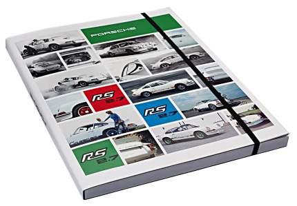 Записная книжка Porsche WAP0500500G DIN A4 RS 2.7 Collection