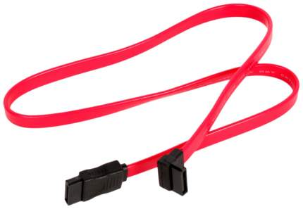 Кабель Orient SATA 7 pin-SATA 7 pin, M-M 0,5м Red (C910)