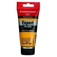 Акриловая краска Royal Talens Amsterdam Expert №285 желтый насыщенный устойчивый 75 мл